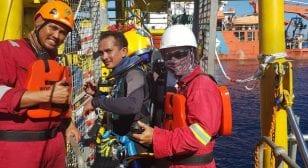 SeaTec Steps Into Offshore Platform Installation Works