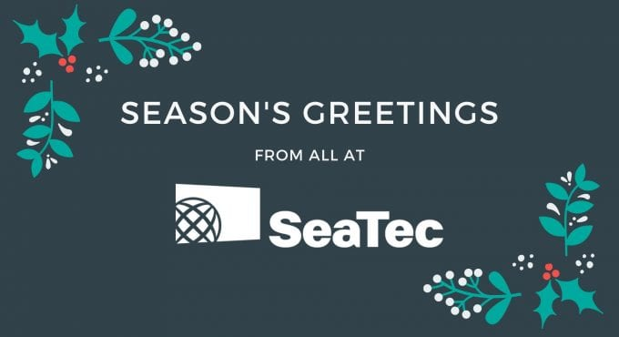 Season's Greetings from SeaTec