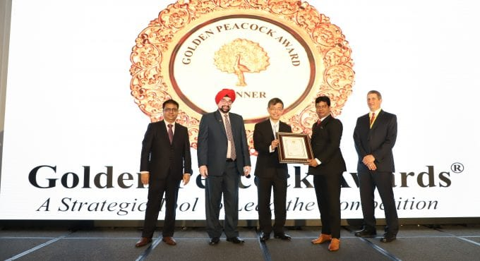 SeaTec awarded prestigious risk management award by IOD India