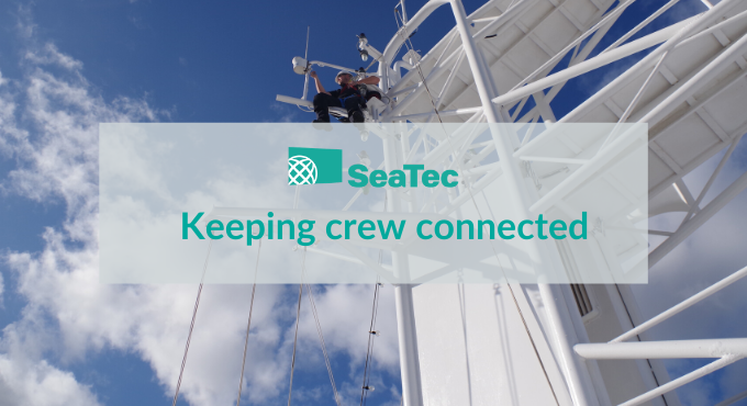 Keeping crew connected during challenging times