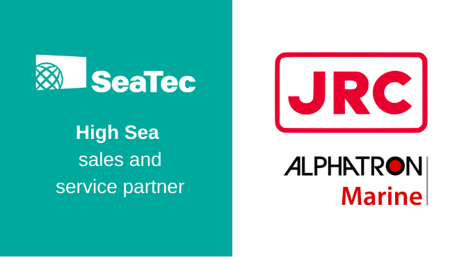 SeaTec renews agreement with navigation and communication systems provider JRC/Alphatron