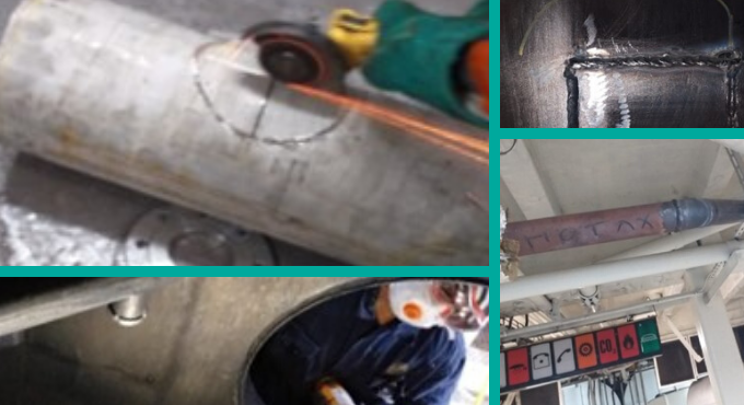 Keeping scrubbers in optimal condition through timely and correct maintenance and repairs